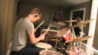 Strange Times - The Black Keys Drum Cover