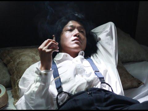 駿河太郎が画家・竹久夢二を熱演!映画『夢二~愛のとばしり』予告編