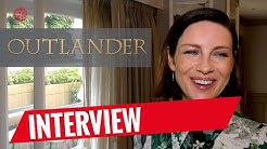 OUTLANDER Staffel 5 | Caitriona Balfe im Interview | FredCarpet