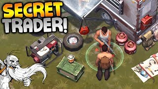 """SECRET TRADER DUDE!!!"" Last Day on Earth IOS / Android gameplay"