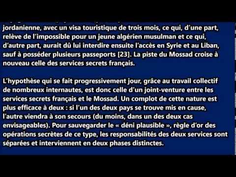CHARLIE HEBDO, HYPER CACHER - Affaire Merah : une coentreprise Mossad DCRI - Laurent Guyénot