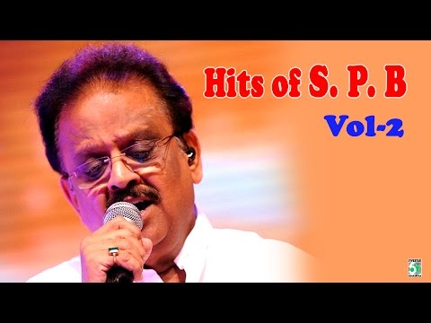 Voice Of SPB Super Hit Evergreen Audio Jukebox | Vol2