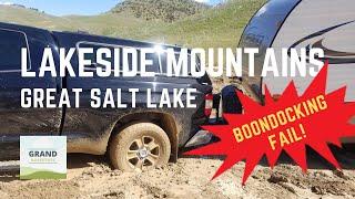 Ep. 103: Lakeside Mountains | Great Salt Lake Utah RV travel camping