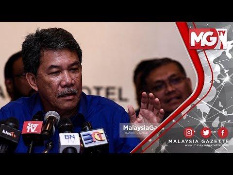 TERKINI : 'Untuk Jaga Hati, Biarlah Dia Jadi Ahli Barisan Nasional' - Tok Mat