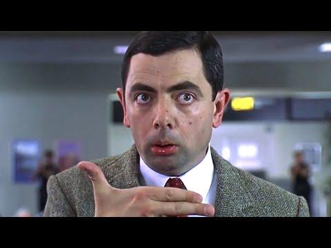 Bean's Secret Weapon | Funny Clip | Classic Mr. Bean