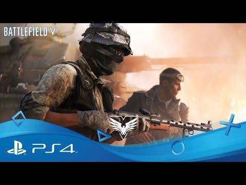 Battlefield V - Mise à jour - Chapitre 2 : Coups de foudre | Disponible | PS4 thumbnail