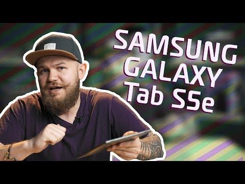 Планшет от Samsung // Galaxy Tab S5e // Бородатый обзор