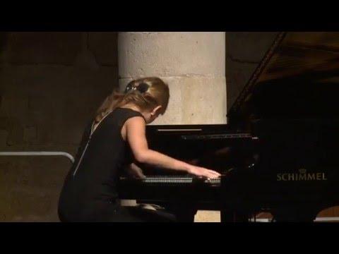 S. Rachmaninov, Etude-tableau in D maj op.39, Sofia Vasheruk