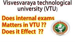 Does internal exams matter in vtu?? |Visvesvaraya Technological University
