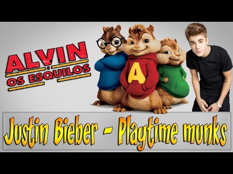Alvin e os Esquilos: Khalil feat. Justin Bieber -  Playtime