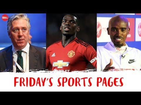 UEFA and John Delaney | Man Utd crisis talks | Mo paranoia | Feat. Paul Howard