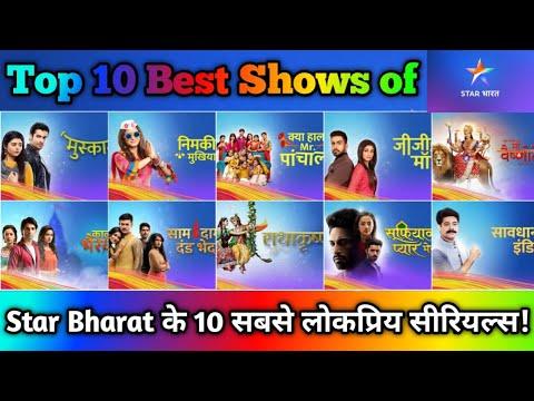 Top 10 Best Shows of Star Bharat    Top 10 Most Popular Serials of Star Bharat    Radha Krishna...