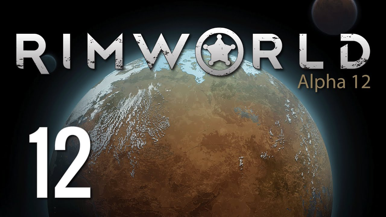 Ep 12 - Growing season (RimWorld - Alpha 12 gameplay)