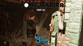 Shadow of the Tomb Raider Let's Play Part 46 (Thirsty Gods)