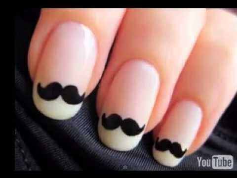 Watch on easy home nail designs