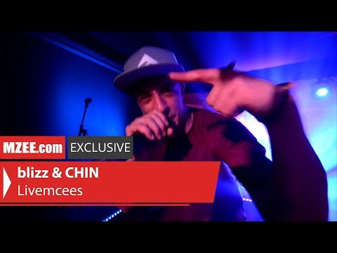 blizz & CHIN – Livemcees (MZEE.com Exclusive Video)