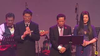 Đêm nhạc Đồng Hương Hội Ngộ , do Hội Thánh Tin Lành Việt Nam Springvale tổ chức .