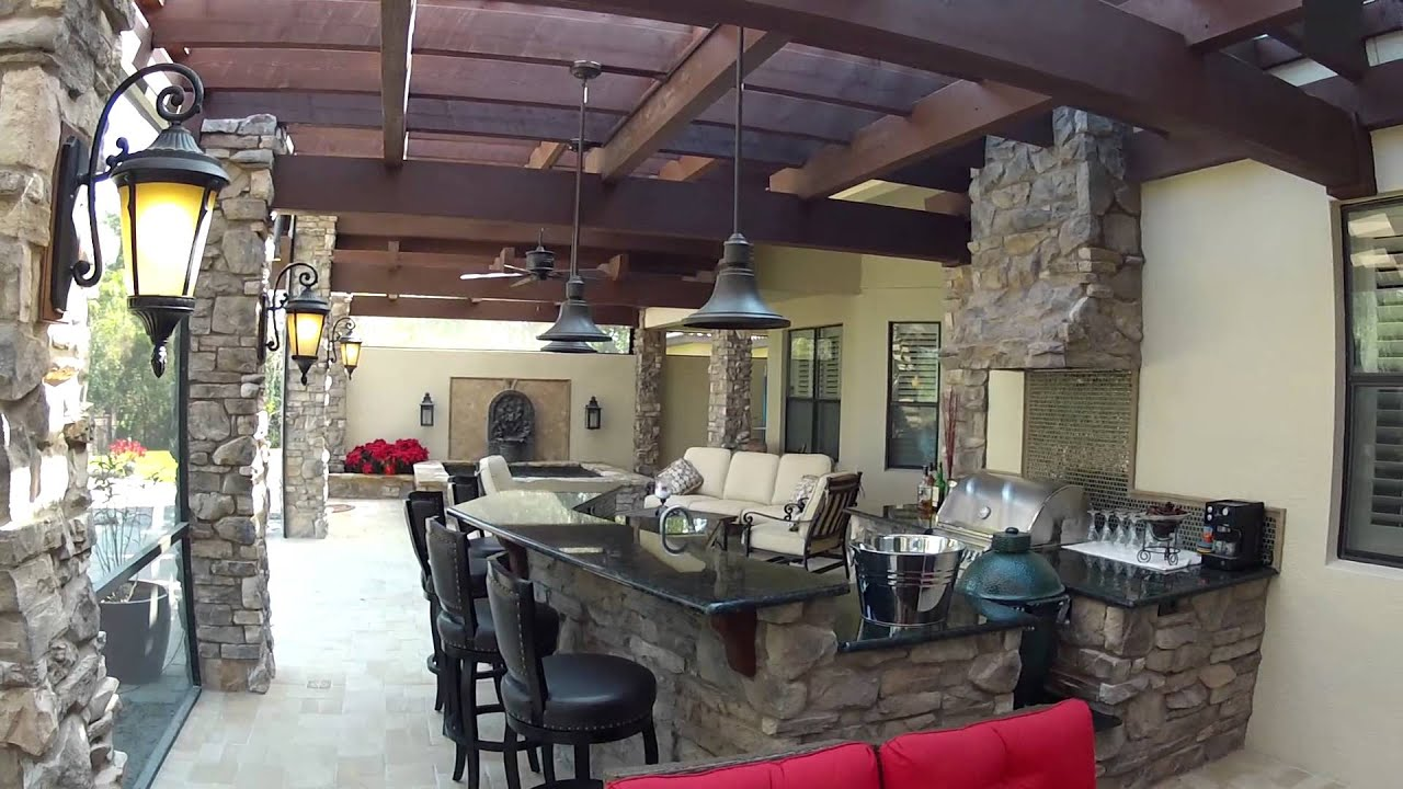 Ultimate Luxury Outdoor Living Space-Tuscan Style, Lake ... on Fancy Outdoor Living id=28382