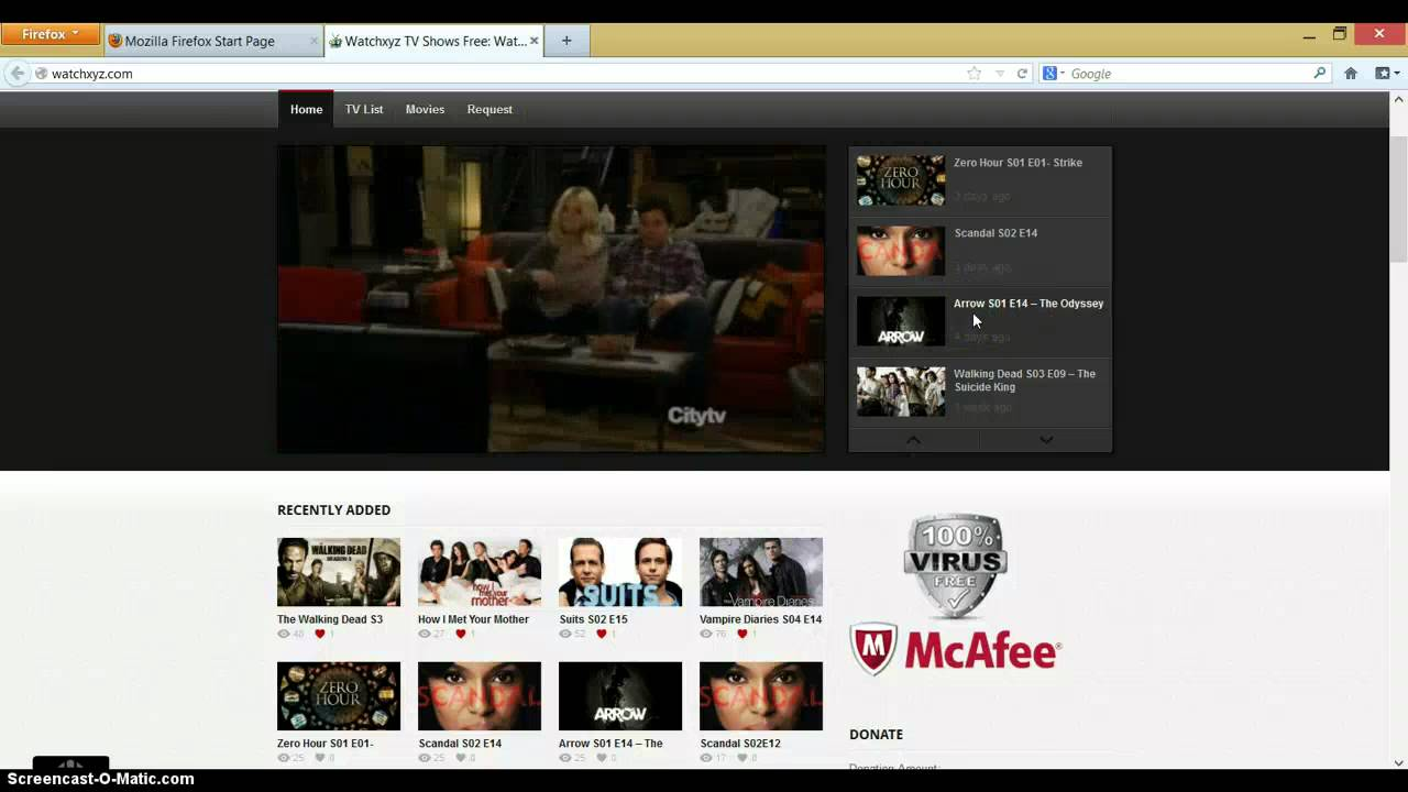 Watch Tv Shows Online For Free At Watchxyzcom  No Sign -6849