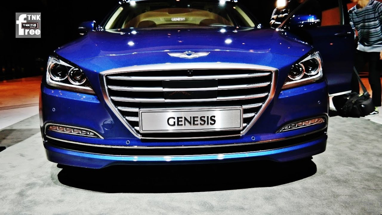 Great 2015 Hyundai Genesis Sedan (2014 Hyundai Genesis) Look Around ( Interior,  Exterior )   YouTube