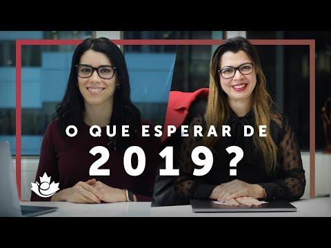 RESUMO 2018 E O QUE ESPERAR EM 2019