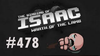Let's Play - The Binding Of Isaac - Episode 478 [peanut Buster Parfait]