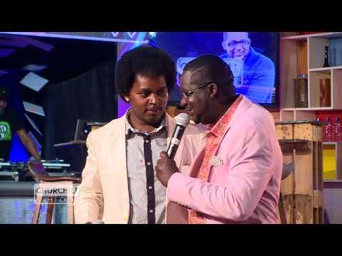 Harry Kimani surprises Churchill show fans