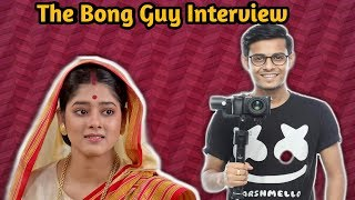 The Bong Guy Interview | Kiran Dutta | Ditipriya Kalankini Radha | Ditipriya Viral Song
