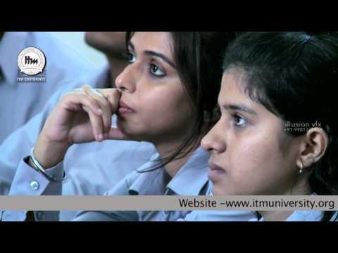 ITM University Raipur I illusionvfx