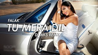 Falak - Tu Mera Dil (DJ AKS Official Remix)
