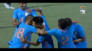 INDIA U-20 2-1 ARGENTINA U-20 - FULL MATCH HIGHLIGHTS - 1080P