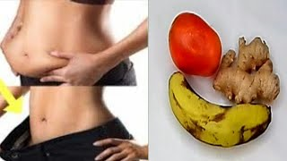 BEDTIME DRINK TO REMOVE STOMACH FAT IN 5 DAYS 100% WORKING