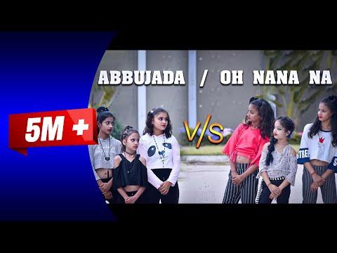 OH NANANA Vs  Abu Zada Dance Group