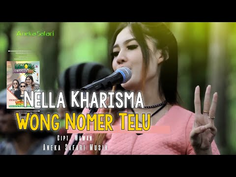 ( #Syantik ) Nella Kharisma - Wong Nomer Telu ( Official Music Video )