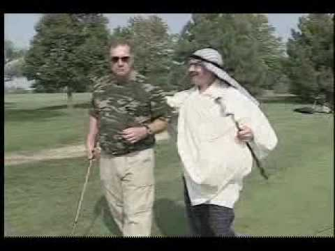 TP Mulrooney, The Golf Comic At the Baghdad Country Club