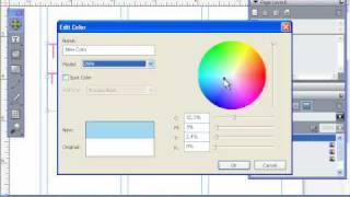 Создание простых цветов в QuarkXpress 8 (41/55)
