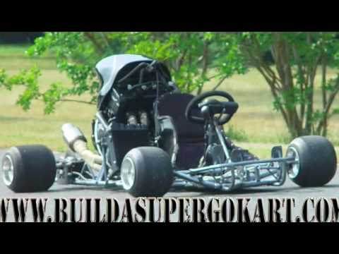 Super Go Kart Plans And Gallery