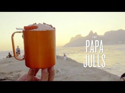 Curbside Cocktails: Rio, PAPA JULLS - Liquor.com
