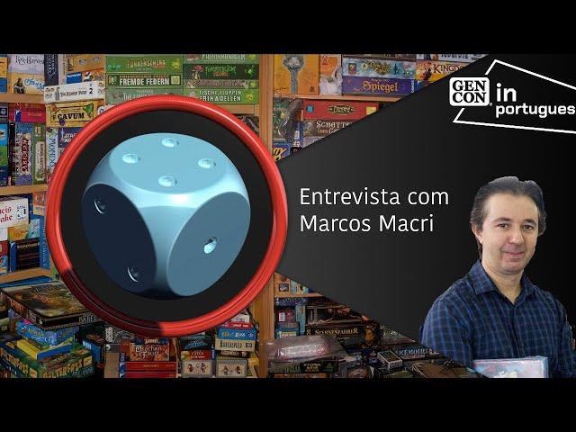 Entrevista com Marcos Macri