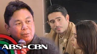 'Pare, anak ko 'yan': Dennis Padilla, inaming kinausap si Gerald dahil kay Julia   TV Patrol