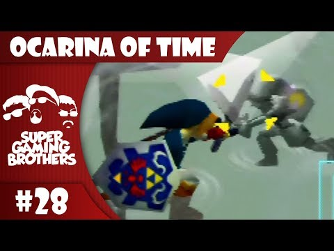 SGB Play: Ocarina of Time - Part 28   Now To Fight Yourself. Again.