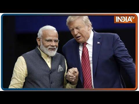 Howdy Modi: PM Modi Invites Donald Trump To Visit India