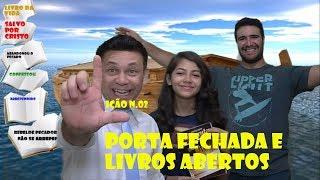 Lição 02 - PORTA FECHADA LIVROS ABERTOS - 4º Trimestre - 2018-Lição dos Adolescentes