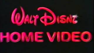 Opening to Disney's Sing Along Songs: Very Merry Christmas Songs 1988 VHS