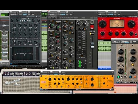 Mixing Guitars with Plugin Alliance