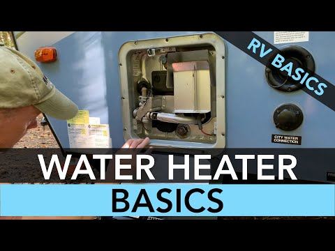 R-Pod RV Water Heater Basics