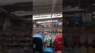De compras por Walmart San Miguel El Salvador