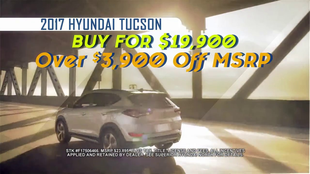Superior Hyundai North >> Summer Clearance Event At Superior Hyundai North Youtube
