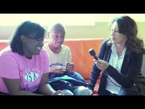 "Mary Gill at Children's Health Care of Atlanta ""3 Mics 1 Cause! 2017"" CBS Radio"
