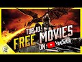 10 Best FREE Movies on YOUTUBE Right Now | Flick Connection